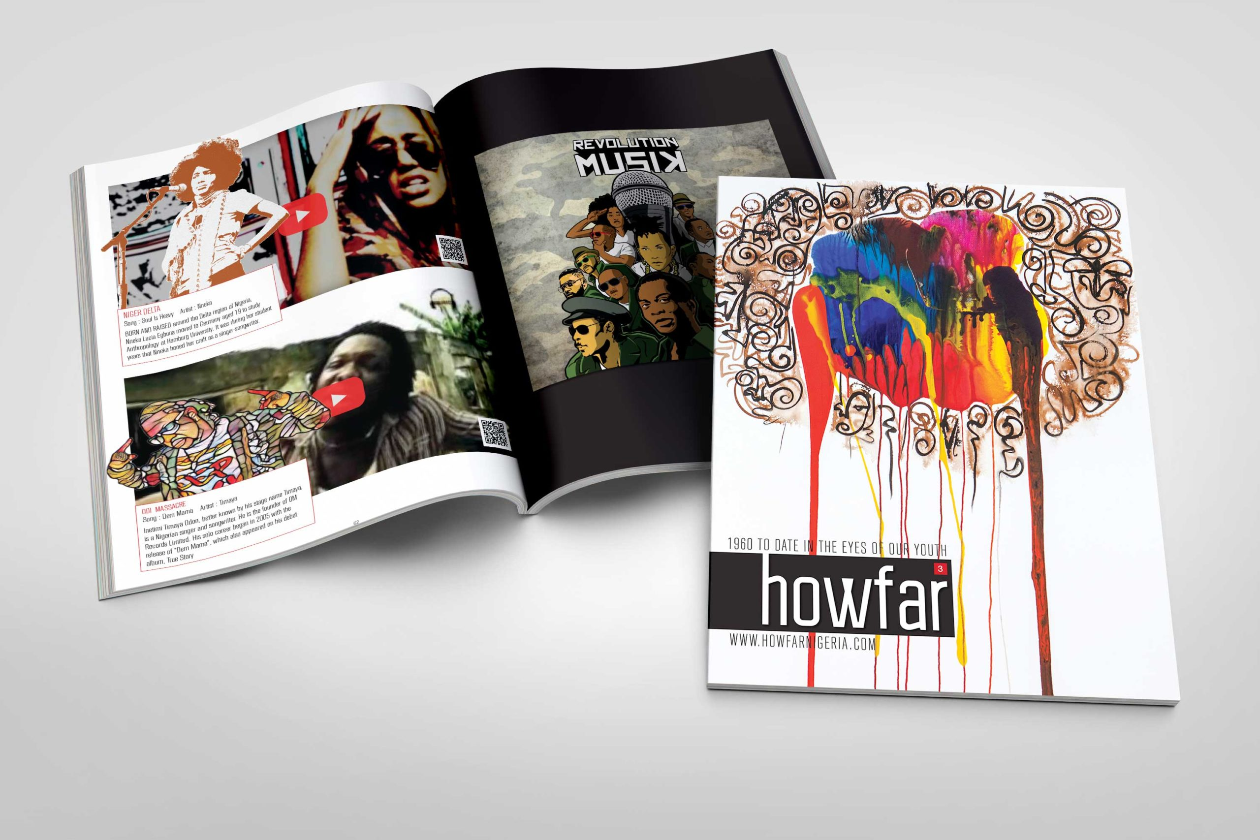 <strong>Howfar </strong> is available in kindle and print formats.